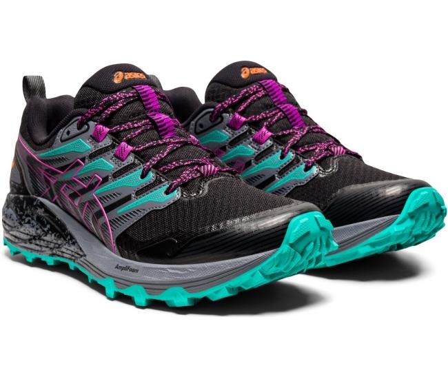 Womens running shoes Asics GEL-TRABUCO TERRA W black